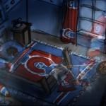 Alex's bedroom